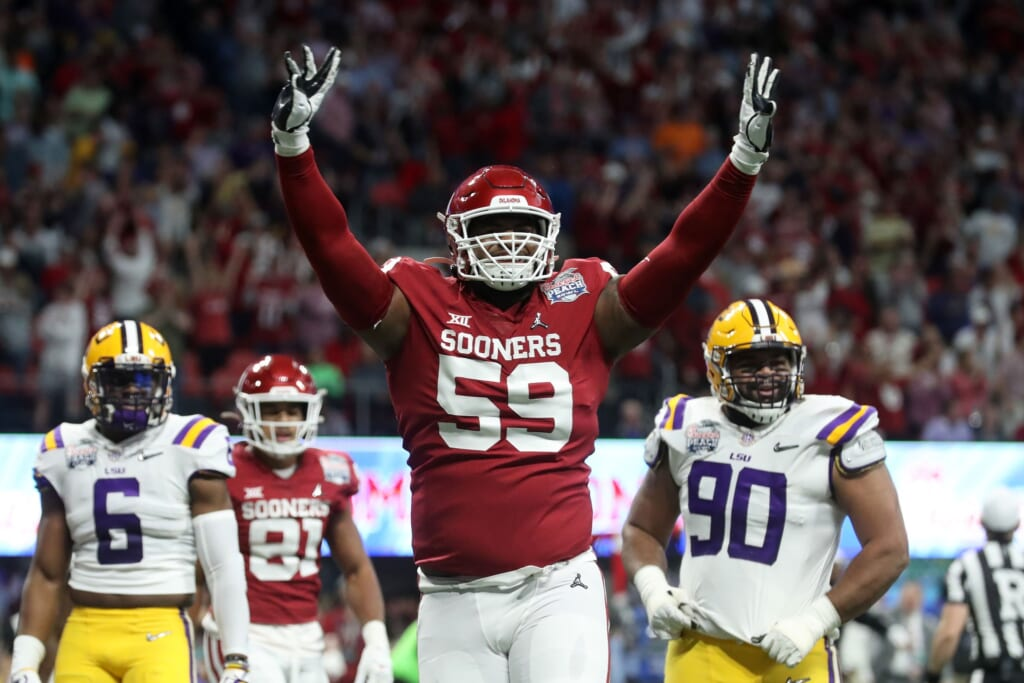 Pittsburgh Steelers draft picks: Adrian Ealy, offensive tackle, Oklahoma