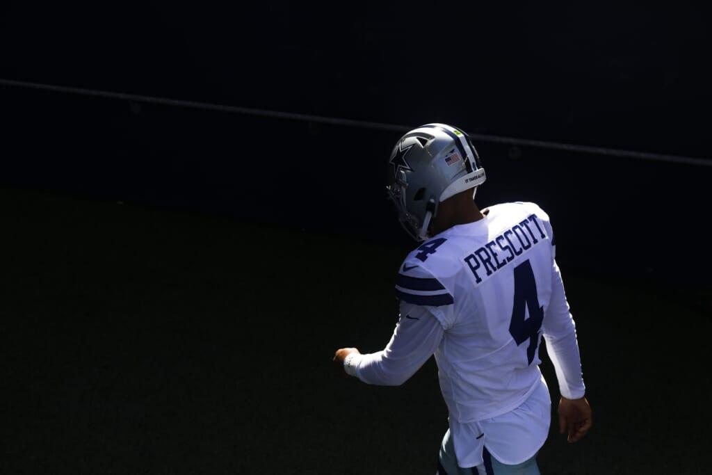 NFL rumors: Dak Prescott, Dallas Cowboys