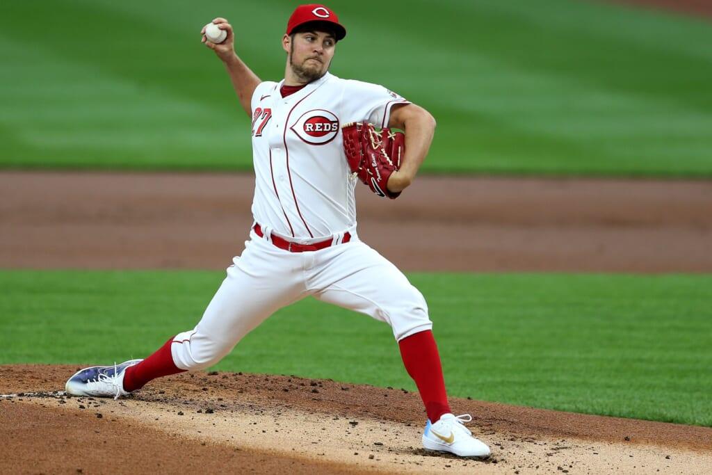 MLB free agents: Trevor Bauer