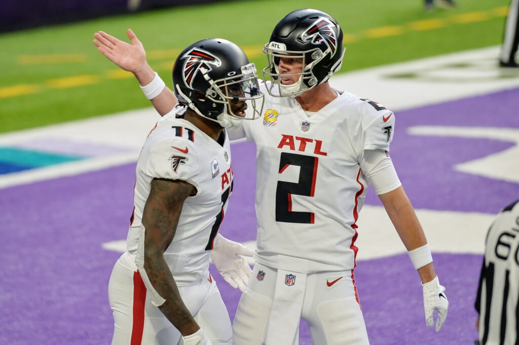 Falcons rumors: Matt Ryan trade. Julio Jones trade
