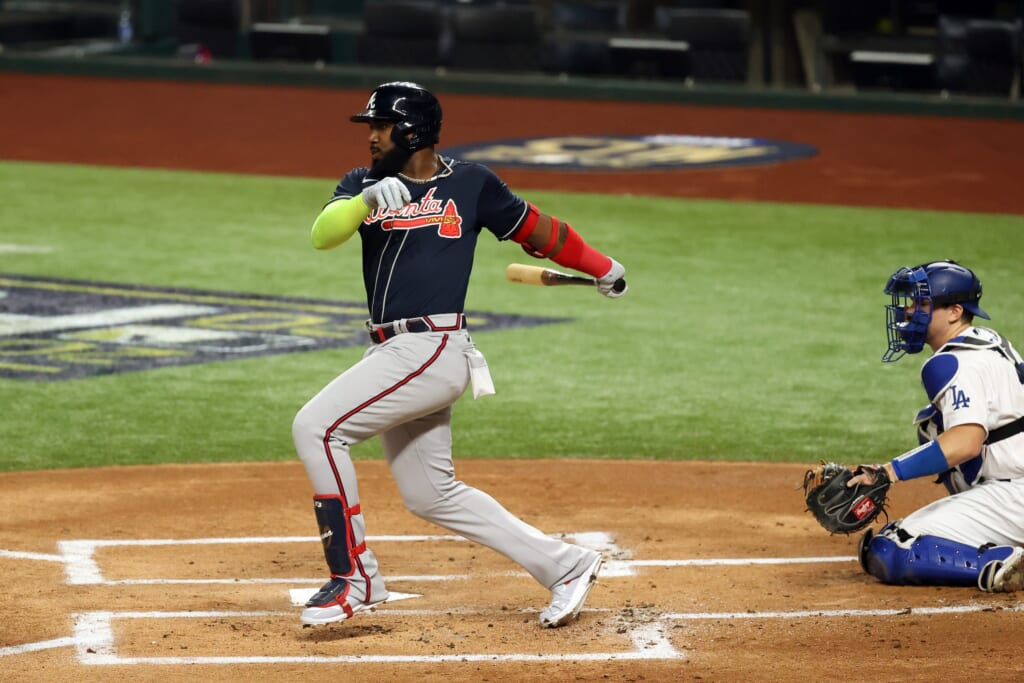 MLB free agents: Marcell Ozuna