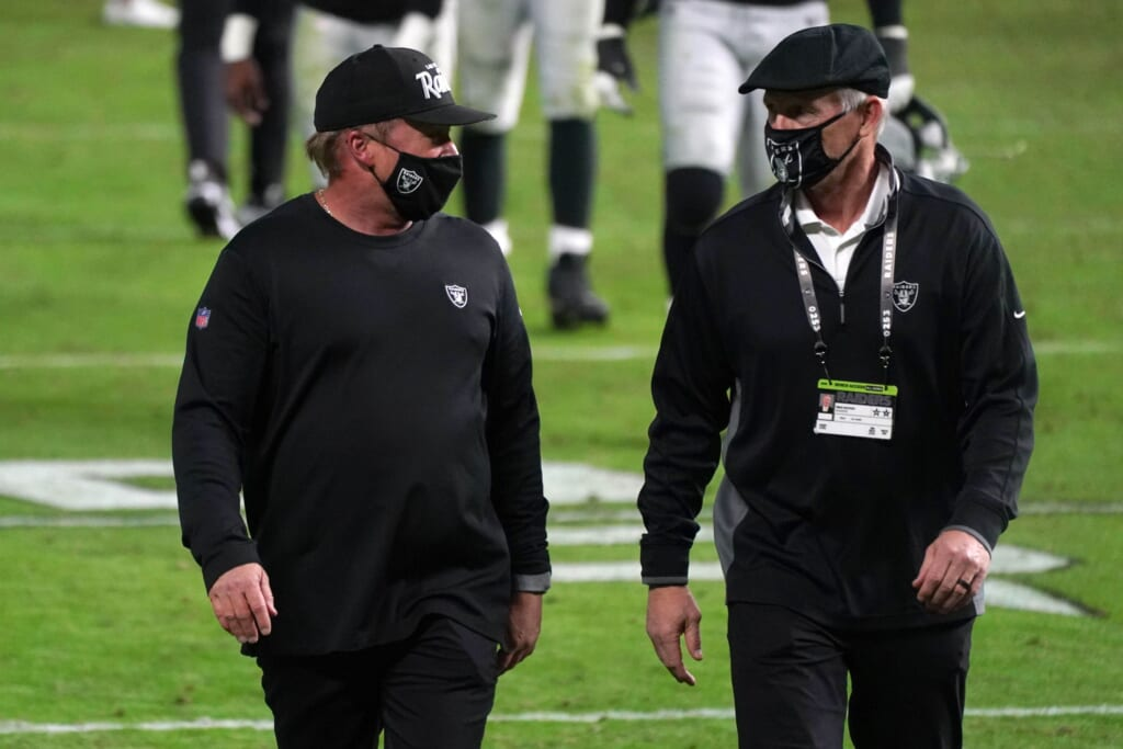 Raiders rumors: Team must improve its personnel on defense