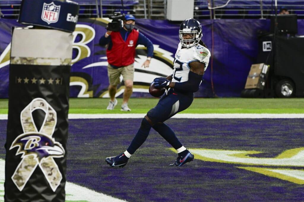 NFL Playoffs: Ravens-Titans point spread
