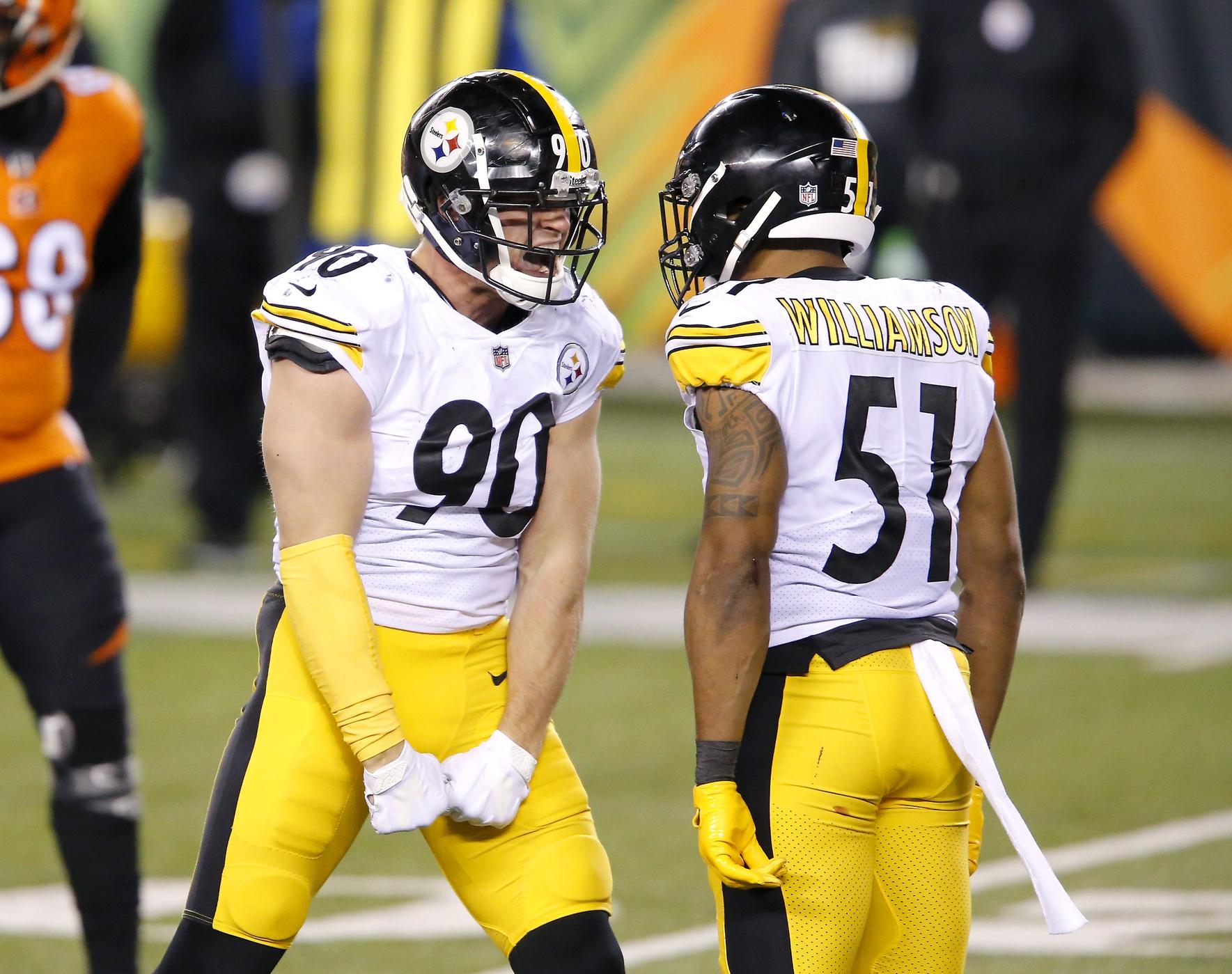 NFL defense rankings: Pittsburgh Steelers