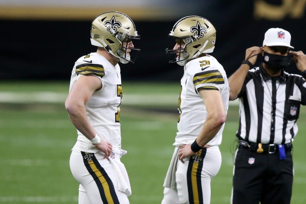 NFL rumors: Will Taysom Hill replace Drew Brees as Saints QB?