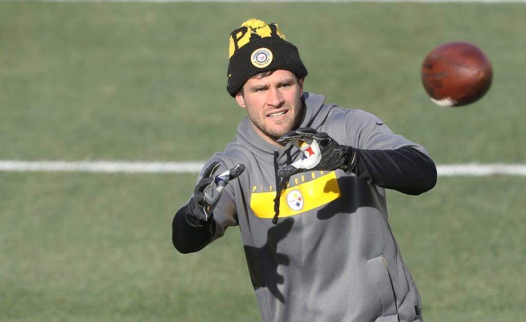 Pittsburgh Steelers star T.J. Watt responds to claims.