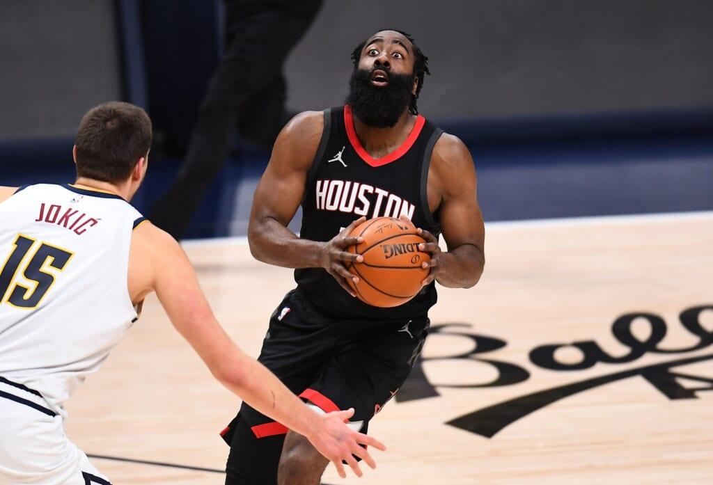 NBA news: Houston Rockets James Harden trade to the Nets