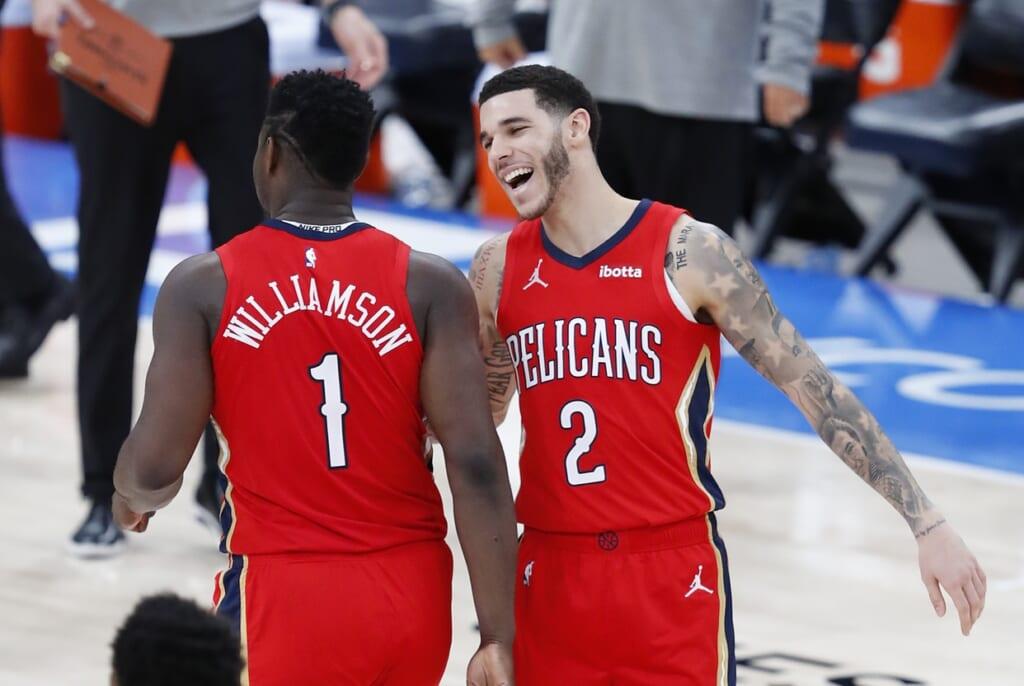 Knicks rumors: Lonzo Ball trade?