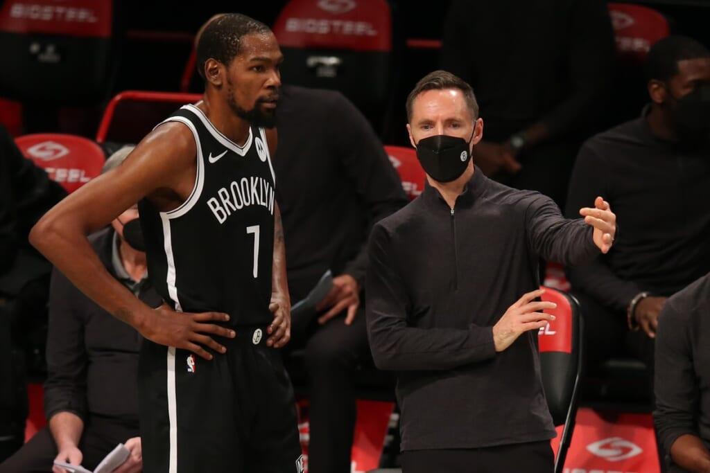 NBA news: Nets' Kevin Durant COVID-19