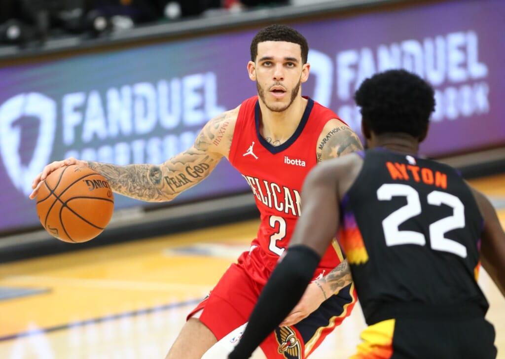 Knicks rumors: Lonzo Ball trade