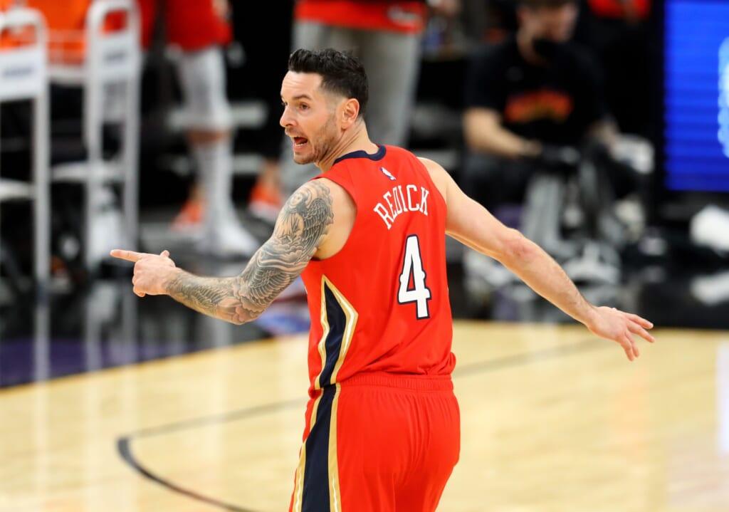 NBA trade rumors: Nets trade for JJ Redick?
