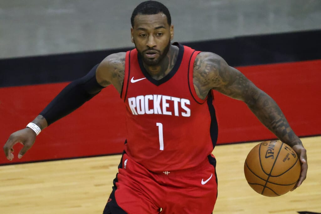 Houston Rockets must now go into rebuild mode.