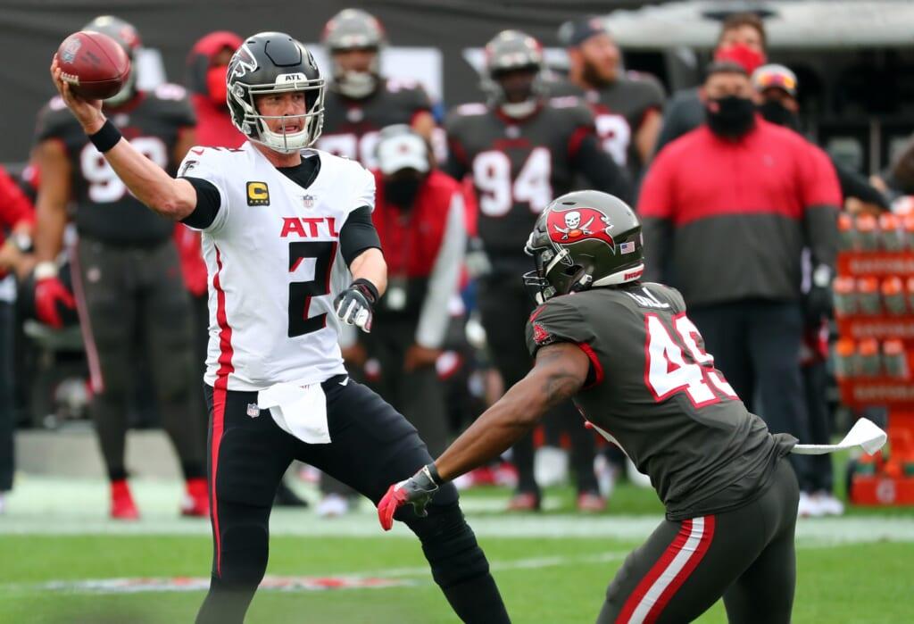 NFL rumors: Atlanta Falcons now unlikely to trade Matt Ryan?