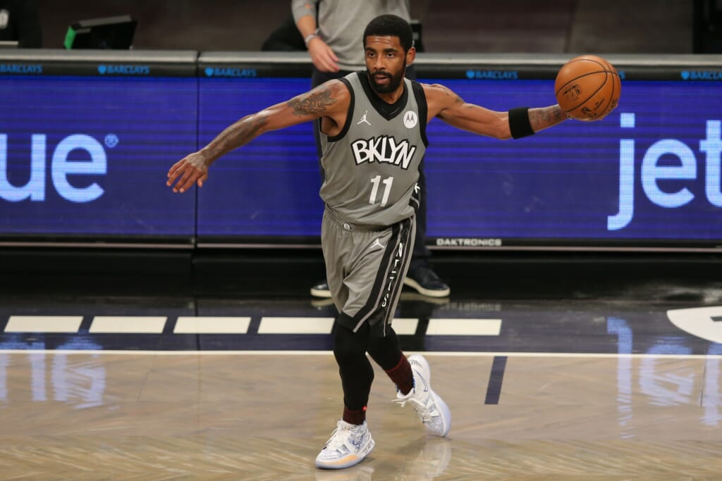 Drama surrounding Kyrie Irving, Brooklyn Nets
