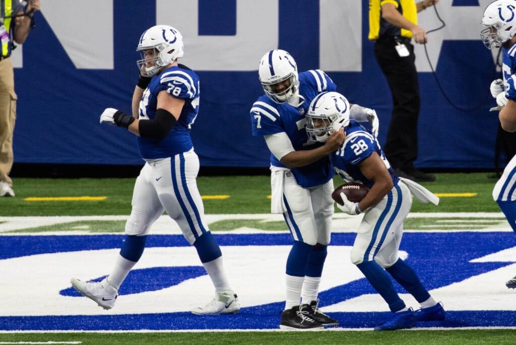 NFL Playoffs: Colts-Bills point spread