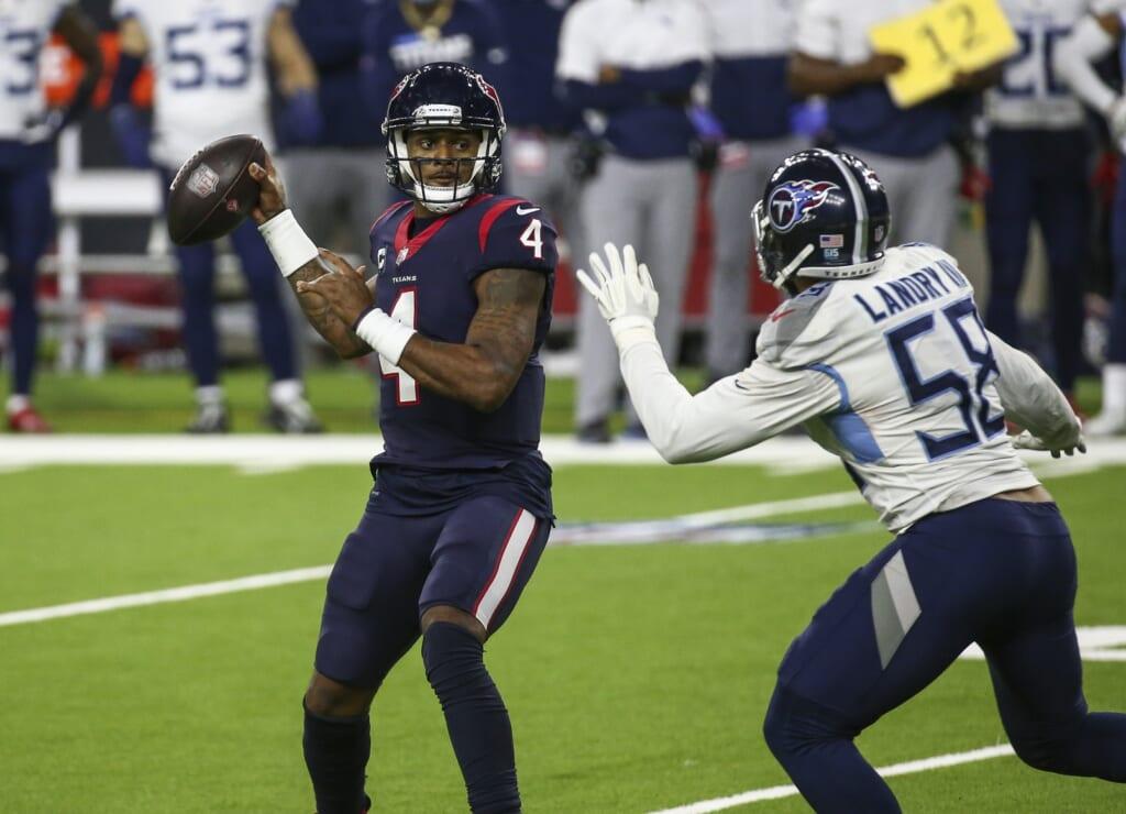 Deshaun Watson trade to the Jets?