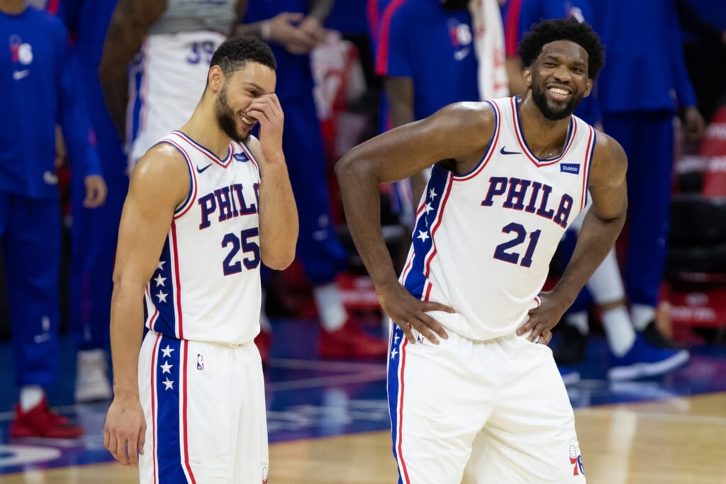 Where do the 76ers go from here with Ben Simmons?