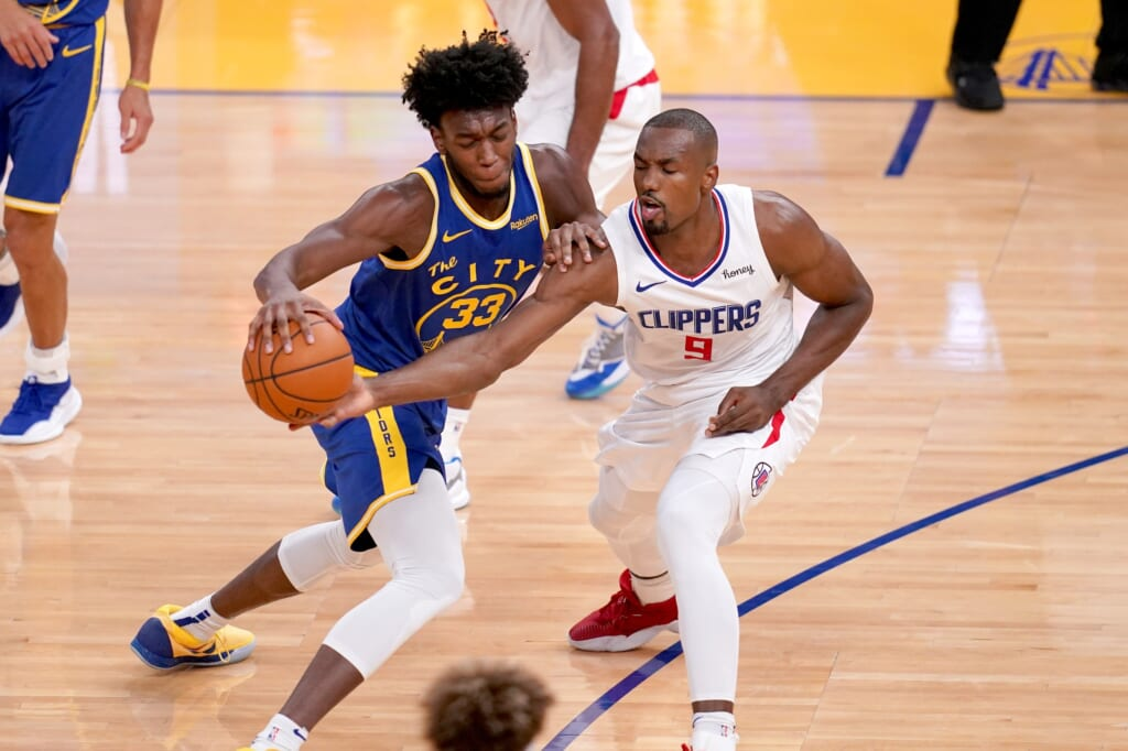 NBA Rookie of the Year: James Wiseman, Warriors