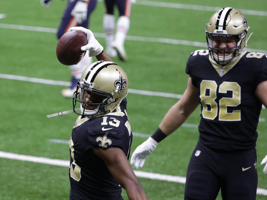NFL trades: Saints move Michael Thomas?