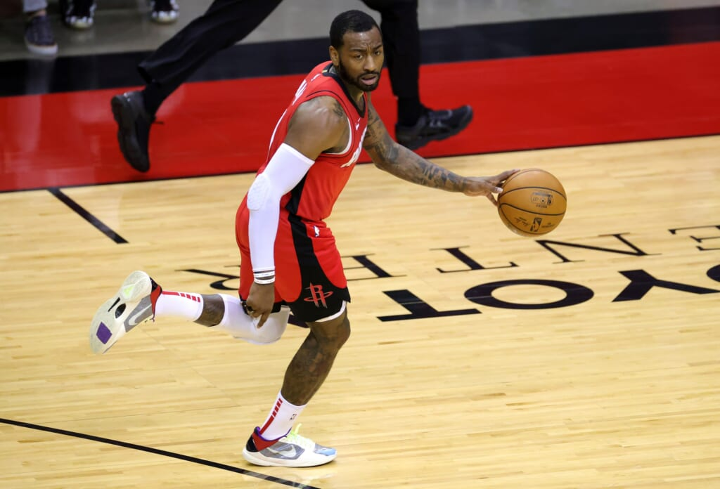 Is it possible for the Houston Rockets to trade John Wall?