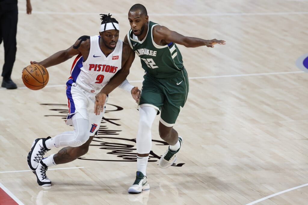 NBA players: Pistons' Jerami Grant, Martin Luther King Day