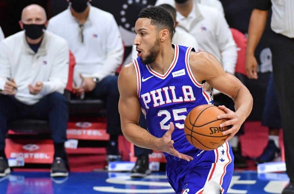 NBA executive blasts 76ers star Ben Simmons