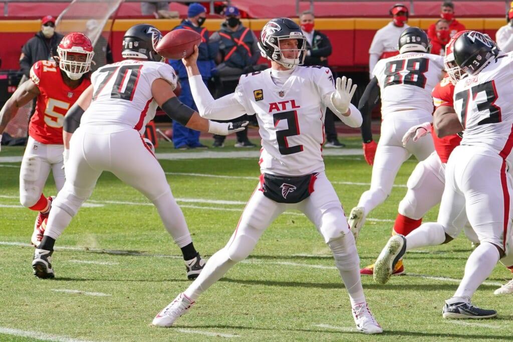 NFL rumors: Could a Matt Ryan trade still happen?