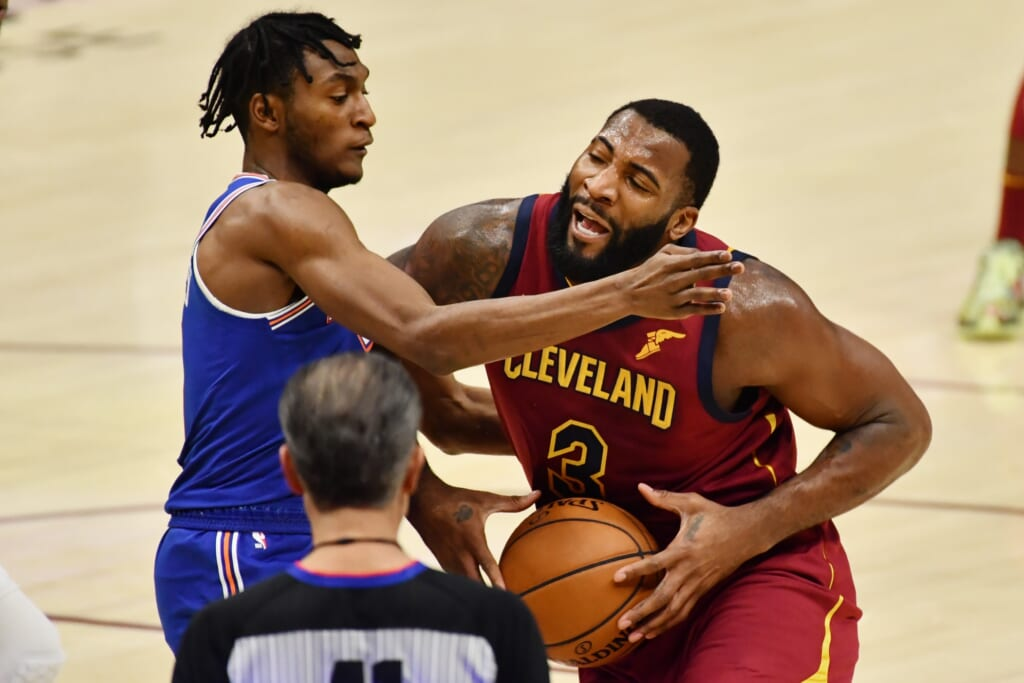 NBA rumors: Brooklyn Nets interested in Andre Drummond