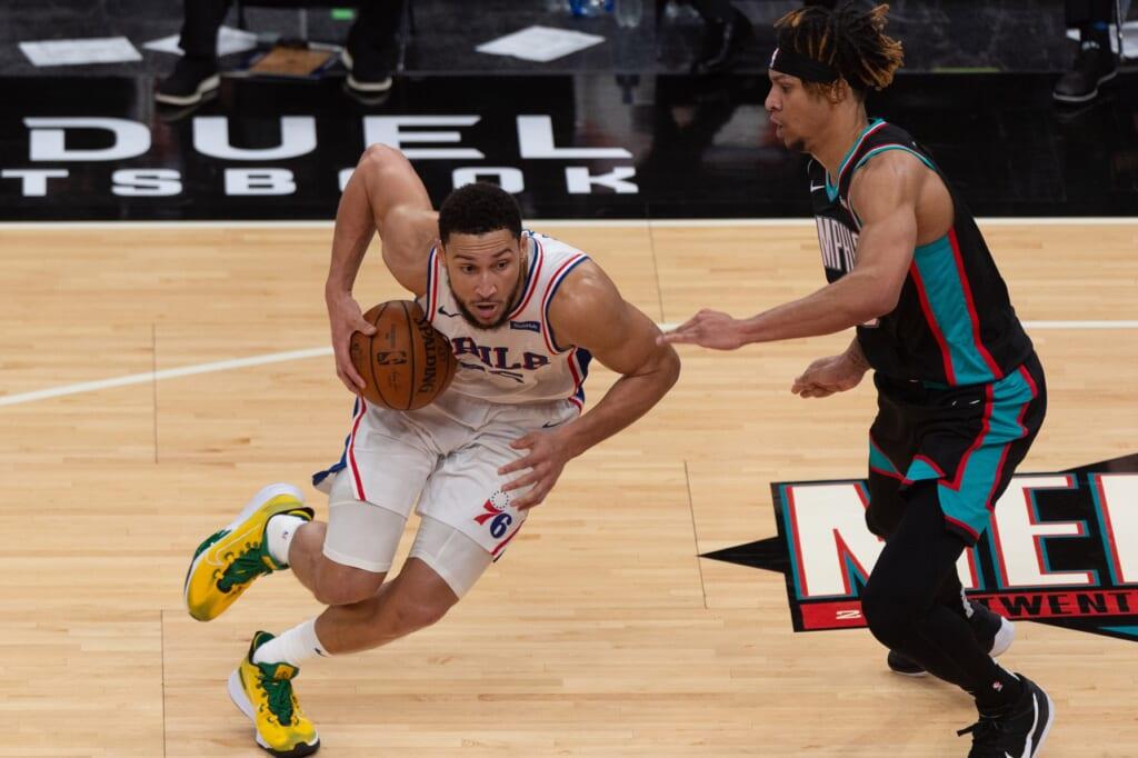 NBA rumors: Could the Philadelphia 76ers trade Ben Simmons?