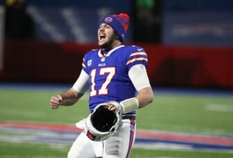 Will Josh Allen become a Buffalo Bills legend? From NFL project to elite QB