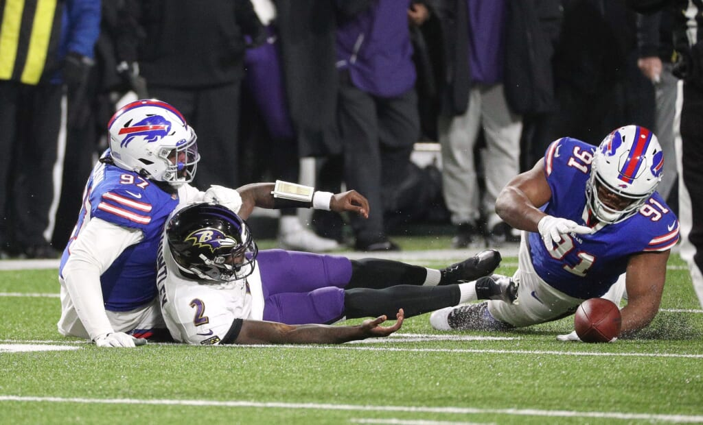 Underrated NFL Players: Mario Addison, Buffalo Bills