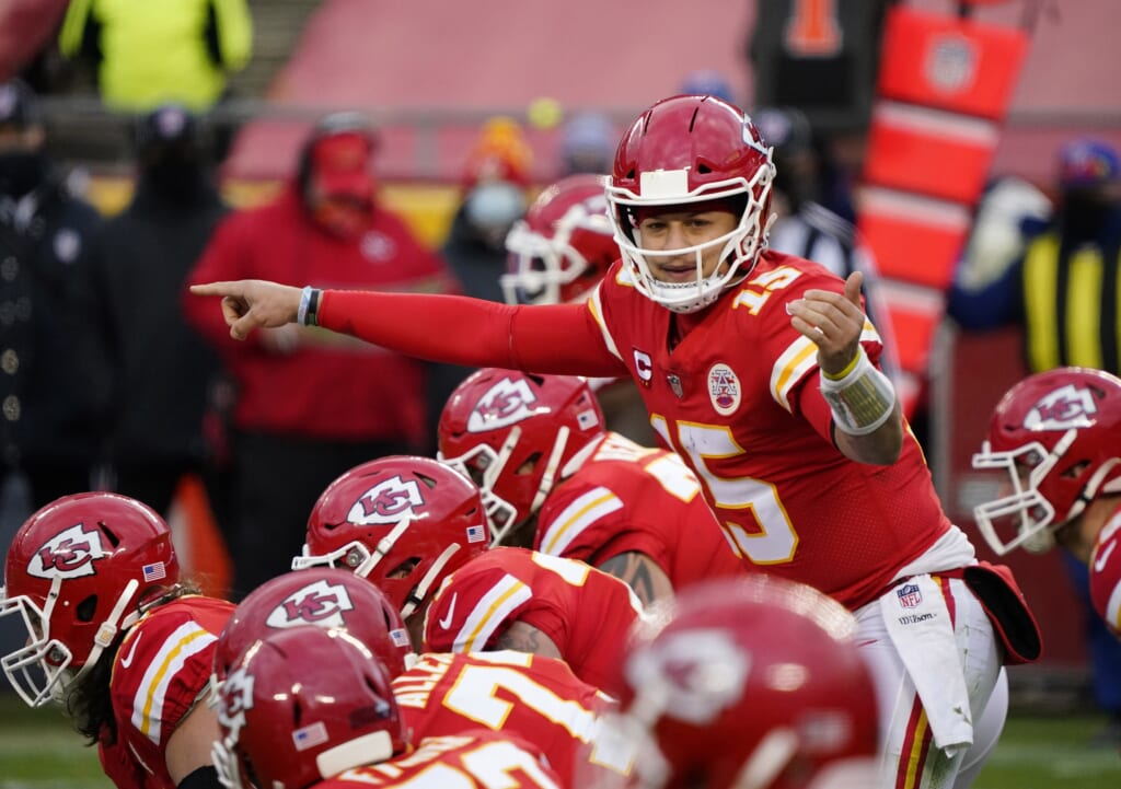 NFL Playoffs odds and point spreads: Bills-Chiefs, AFC Championship Game