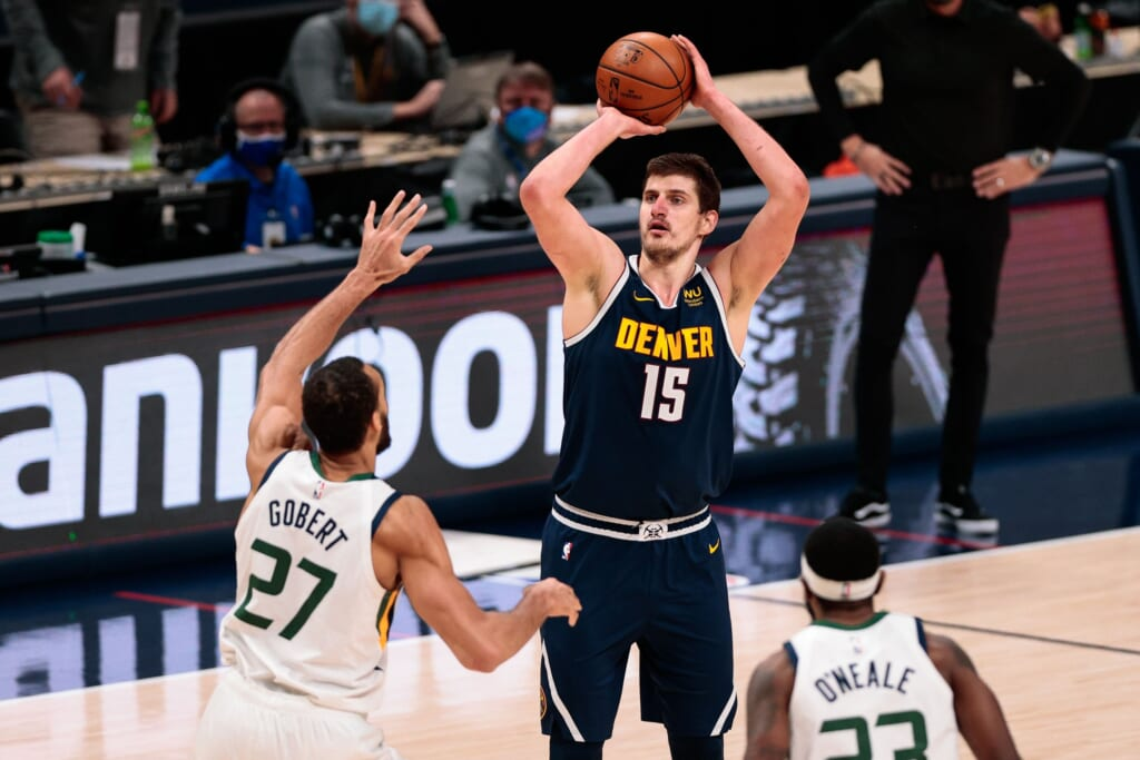 NBA MVP: Nikola Jokic