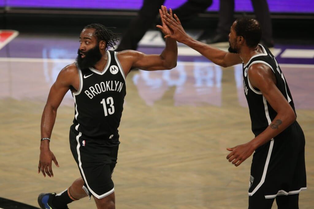 Brooklyn Nets win over Milwaukee Bucks