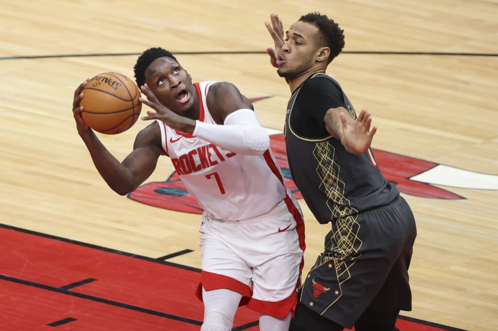 New York Knicks rumors: Victor Oladipo, Rockets