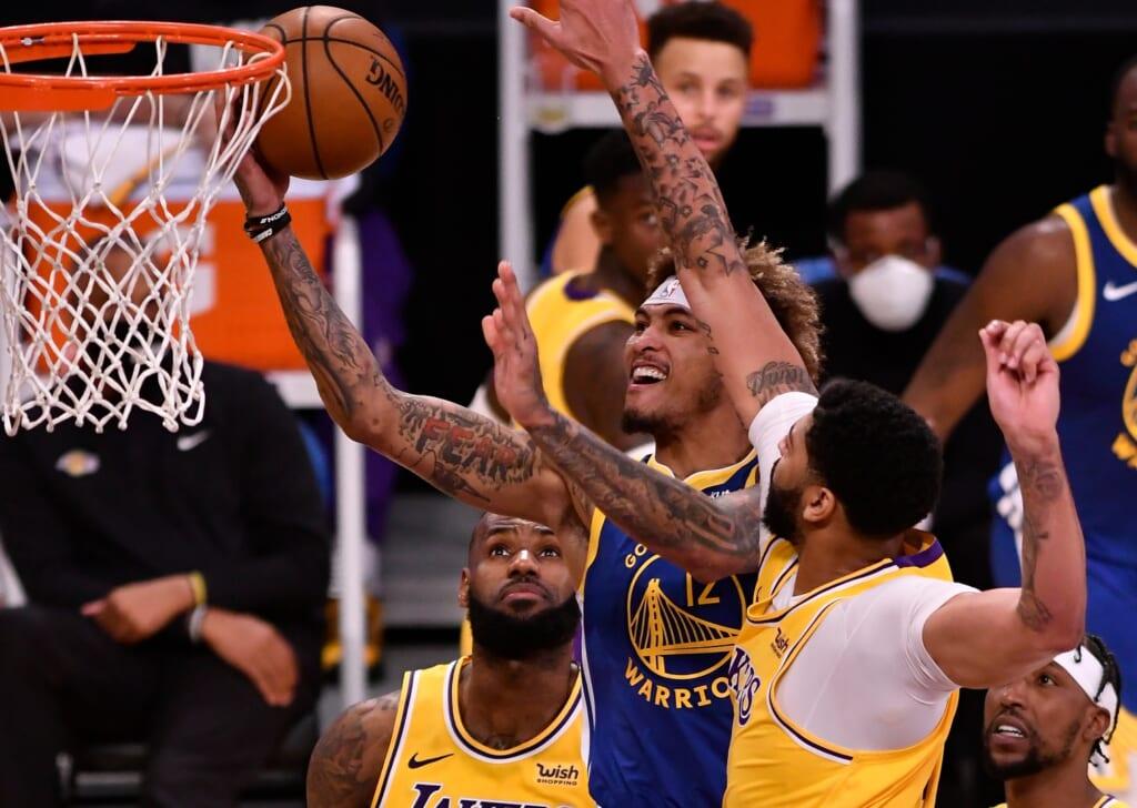 NBA trade rumors: Golden State Warriors