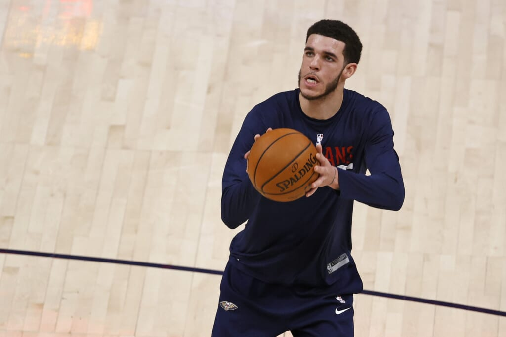 Knicks rumors: New Orleans Pelicans open to Lonzo Ball trade