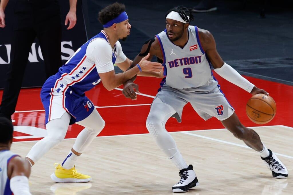 Top NBA Players: Jerami Grant, Pistons