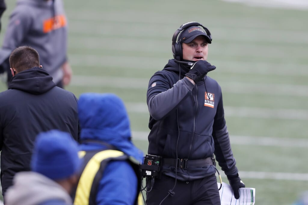 NFL coaches fired, Zac Taylor