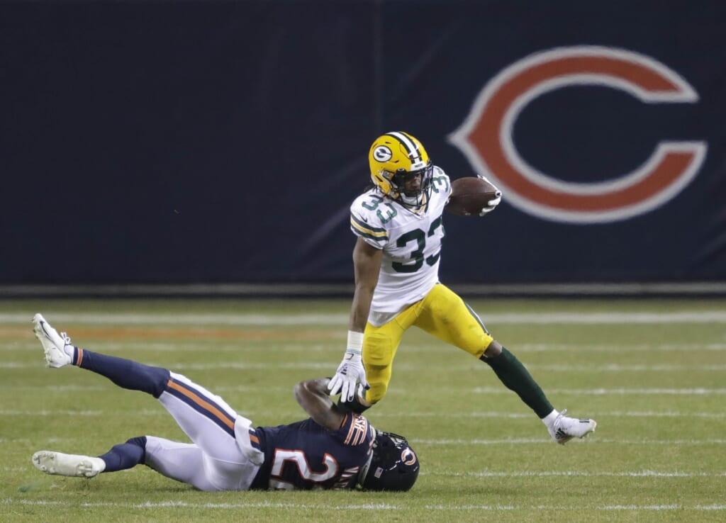 NFL players and personnel with the most to lose in the 2021 offseason: Aaron Jones