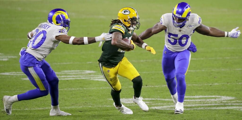2022 NFL free agents, Davante Adams