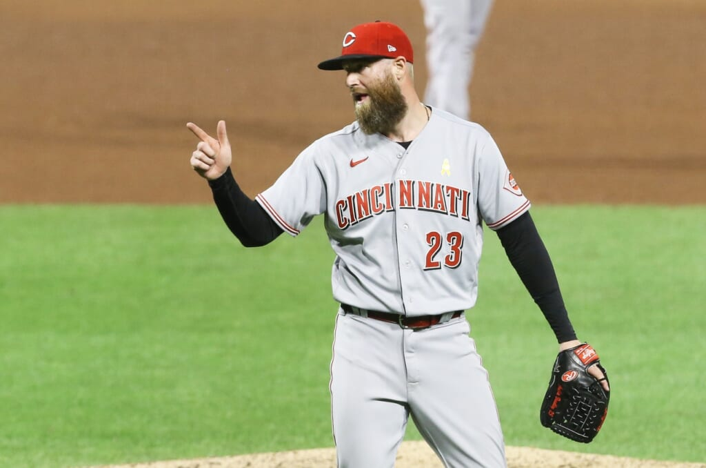Relievers who make sense for the New York Yankees: Archie Bradley