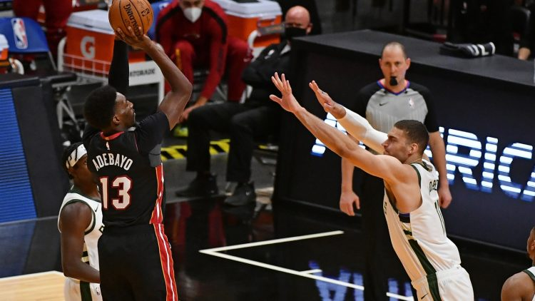 Bam Adebayo's improved shot gives Miami Heat offense a higher ceiling in 2021