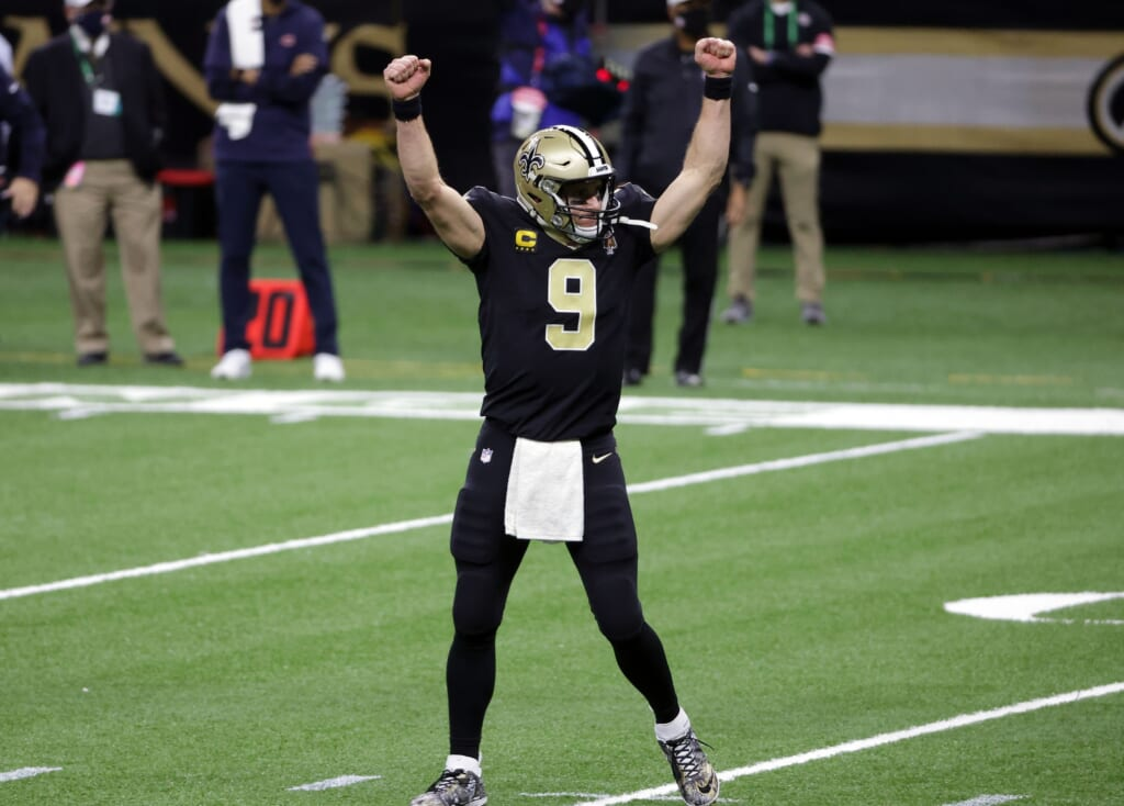NFL players and personnel with the most to lose in the 2021 offseason: Drew Brees