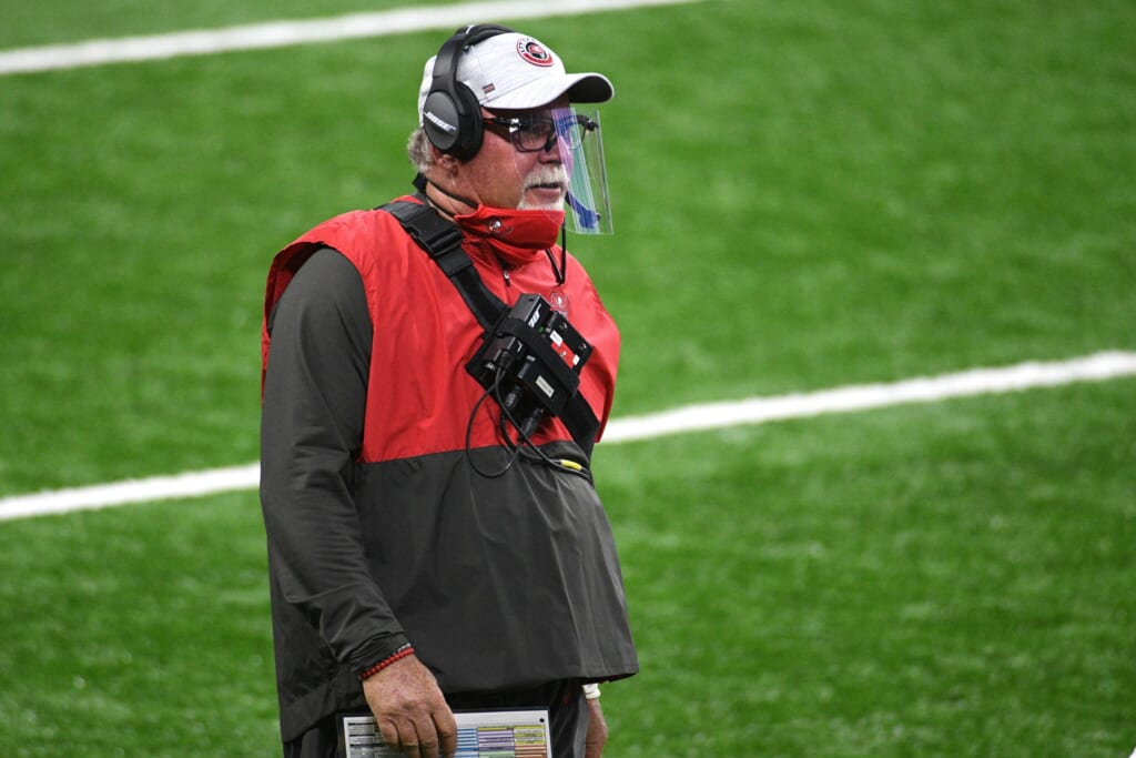 Buccaneers coach not taking Green Bay Packers lightly