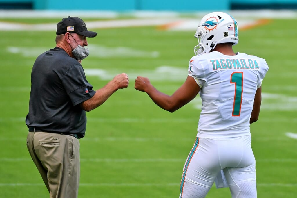 Top Miami Dolphins OC candidates to replace Chan Gailey