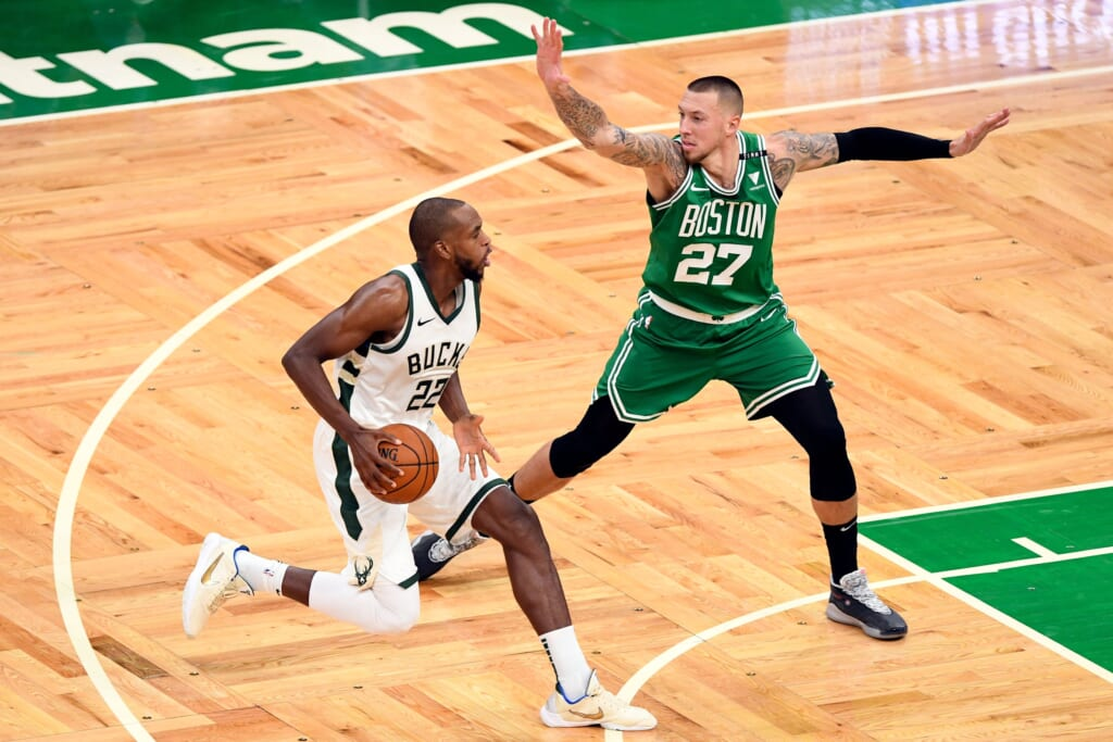 Celtics news: Daniel Theis, Tacko Fall must step up for Tristan Thompson
