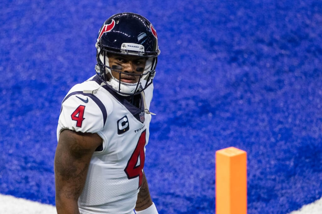 LOOK: Deshaun Watson confirms anger at Houston Texans in viral tweet