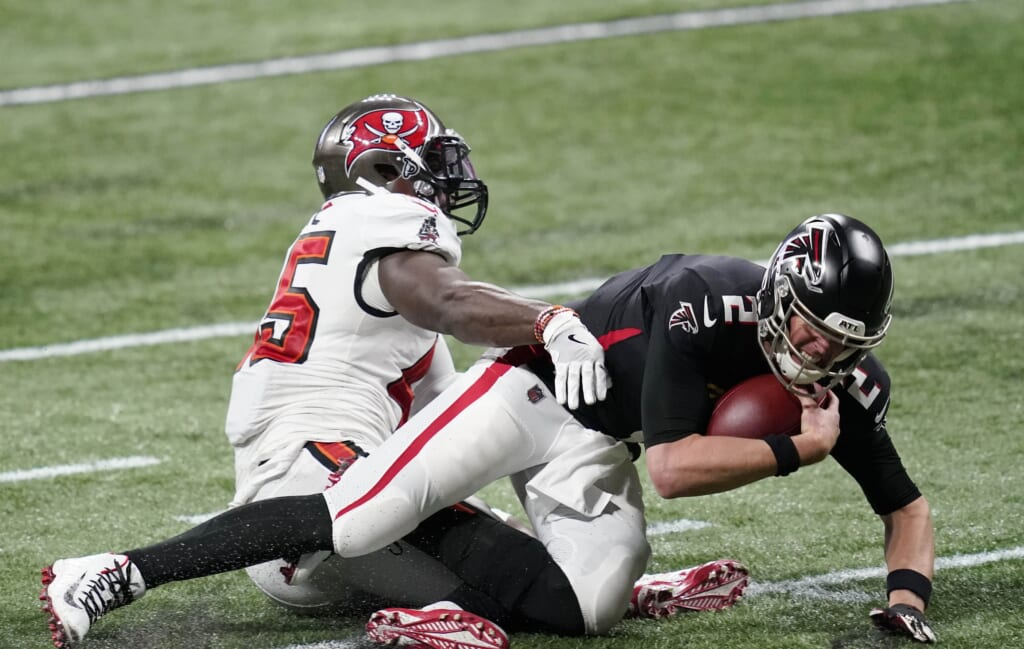 Buccaneers news: Tampa Bay's outlook sans Devin White, Shaquil Barrett