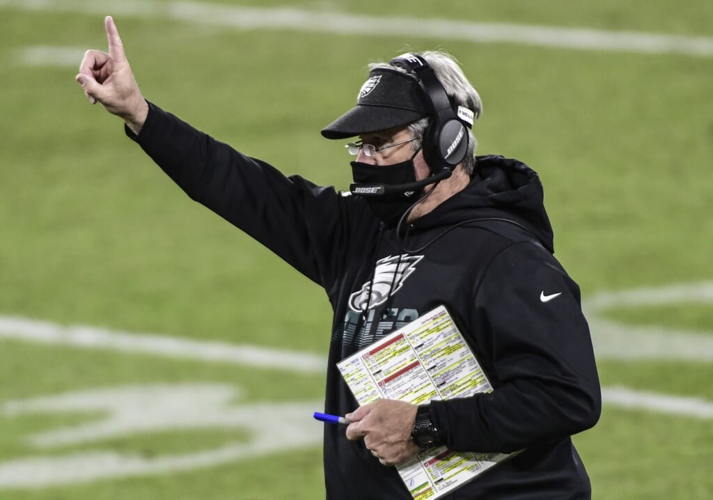NFL rumors: Philadelphia Eagles likely to retain Doug Pederson as coach in 2021